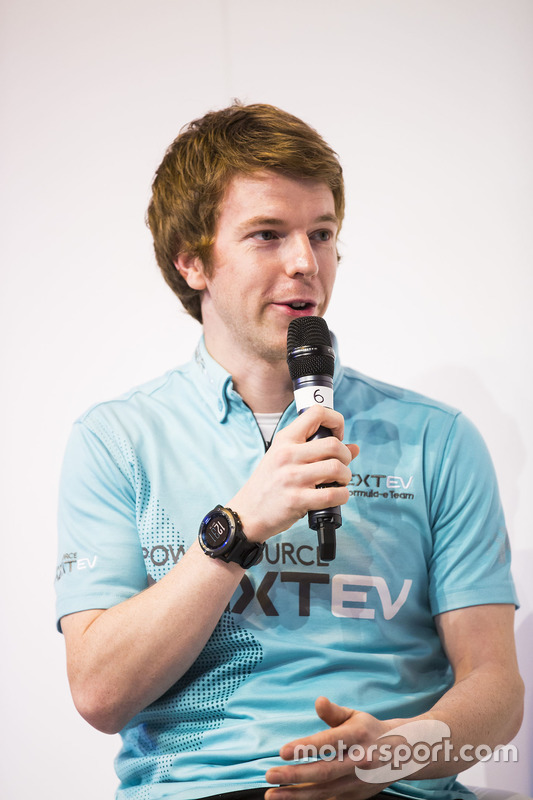 Oliver Turvey, NEXTEV TCR Fórmula E Team
