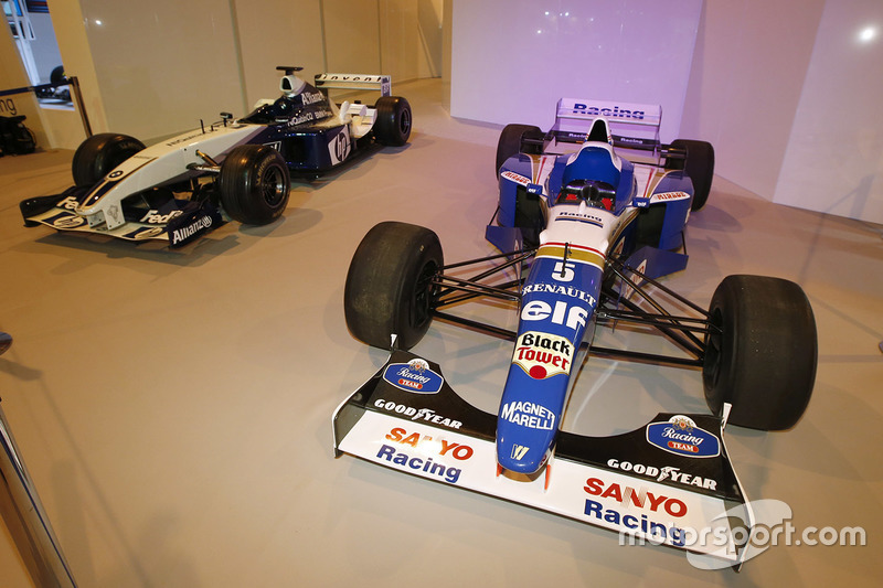 Експозиція Williams Racing