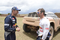 Stéphane Peterhansel, Peugeot Sport, Sébastien Loeb, Peugeot Sport