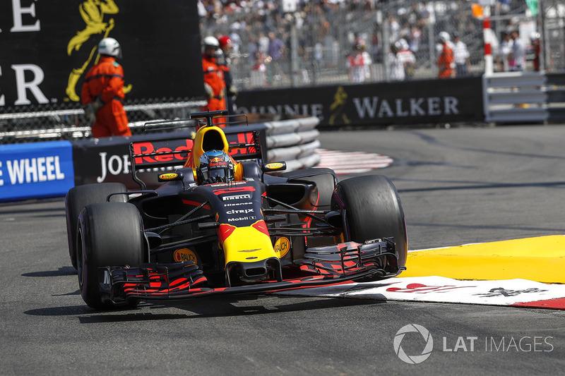 3 місце — Даніель Ріккардо, Red Bull. Умовний бал — 28,889