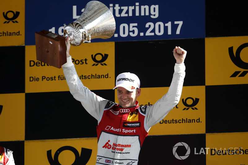 Jamie Green (Audi) – 137 Punkte