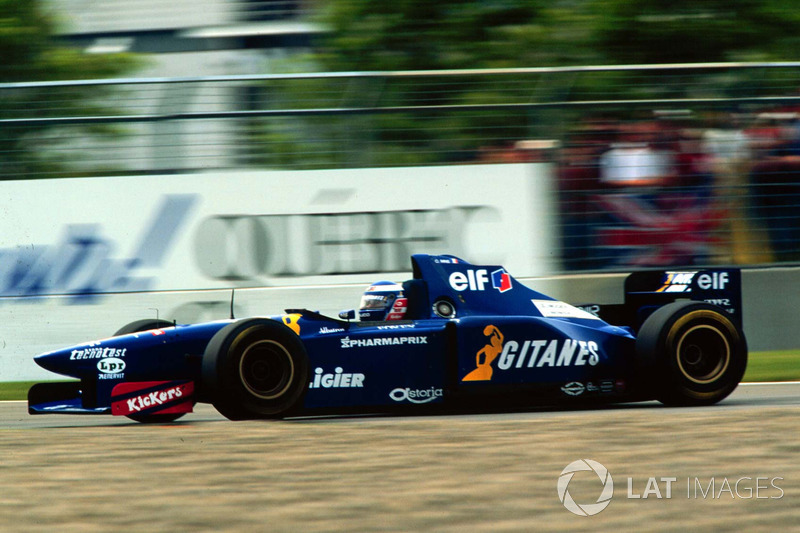 Оливье Панис, Ligier