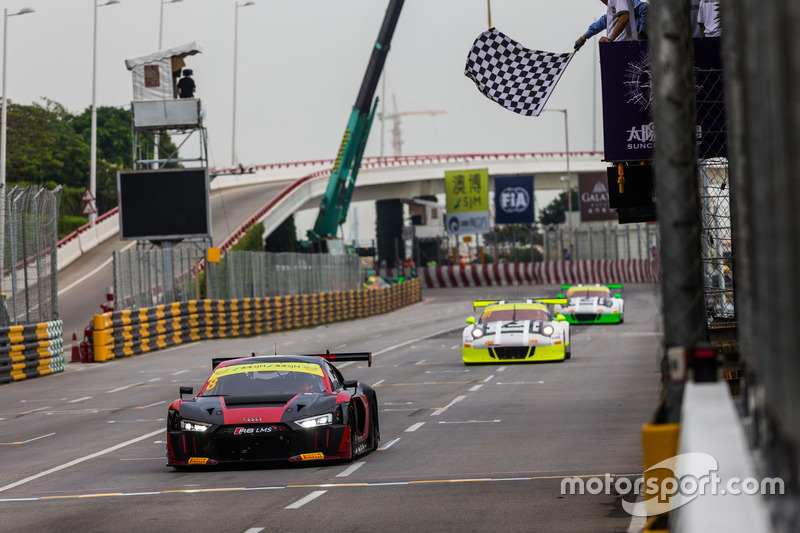 Laurens Vanthoor, Audi Sport Team WRT, Audi R8 LMS