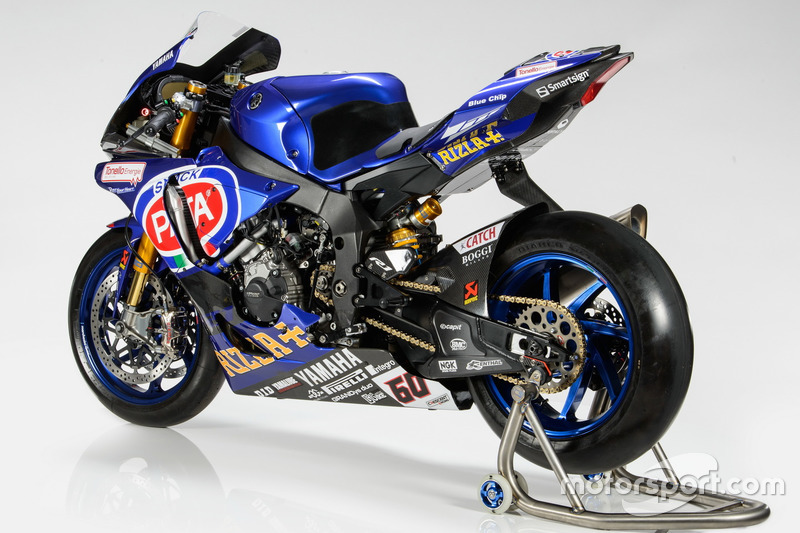 Moto de Michael van der Mark, Pata Yamaha Racing