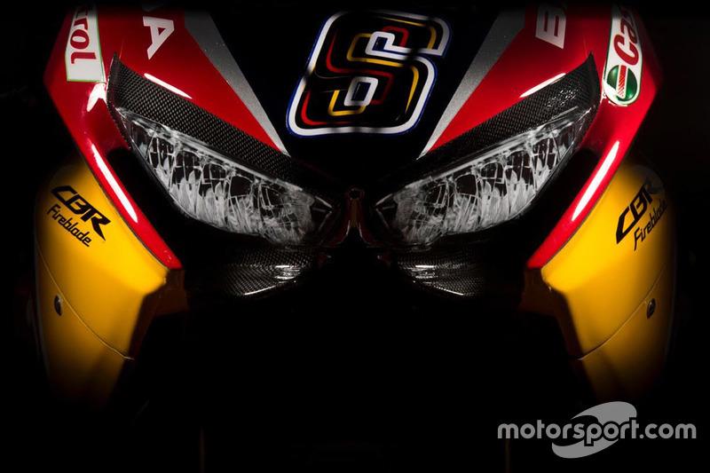 Bike of Stefan Bradl, Honda World Superbike Team