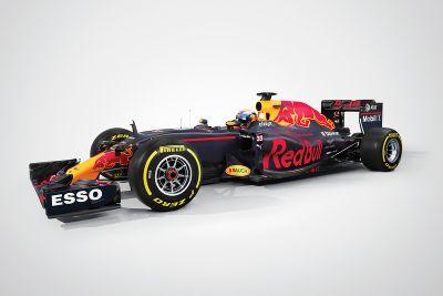 Red Bull Racing stüdyo çekimi