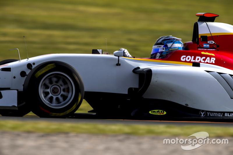 Marcos Siebert, Campos Racing