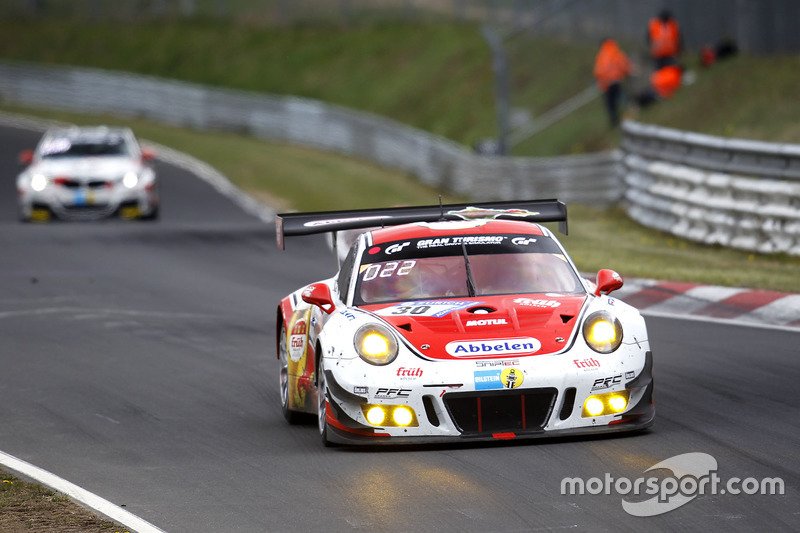 17. #30 Frikadelli Racing Team, Porsche 991 GT3-R