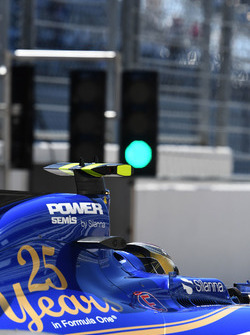 Green light for Pascal Wehrlein, Sauber C36