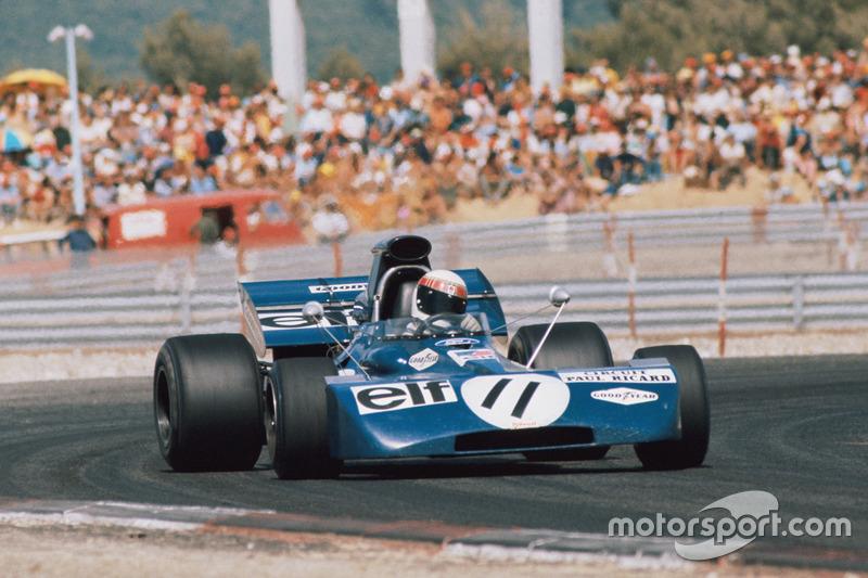 Jackie Stewart, Tyrrell