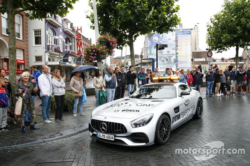 Paul Di Resta, Mercedes-AMG Team HWA, Mercedes-AMG C63 DTM Mercedes AMG güvenlik aracı