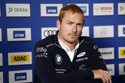 Conférence de presse : Maxime Martin, BMW Team RBM, BMW M4 DTM