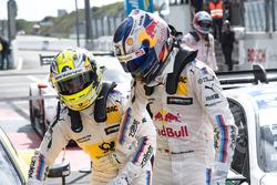1. Timo Glock, BMW Team RMG, BMW M4 DTM, 2. Marco Wittmann, BMW Team RMG, BMW M4 DTM