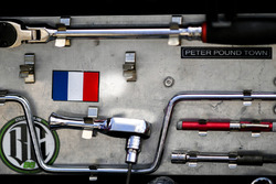 Sébastien Bourdais, Dale Coyne Racing Honda tool box