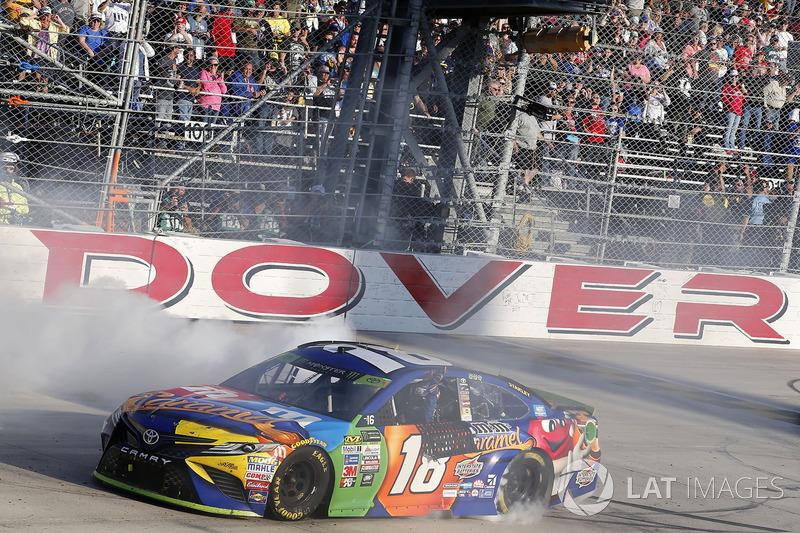 Dover (Delaware): Kyle Busch (Gibbs-Toyota)
