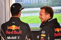 Даніель Ріккардо, Red Bull Racing, керівник  Red Bull Racing Крістіан Хорнер