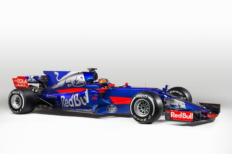 El Toro Rosso STR12
