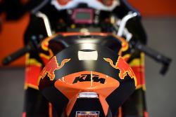 Red Bull KTM Ajo Moto3 bike