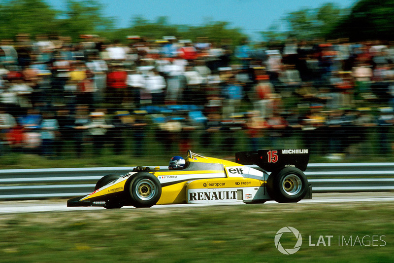 1984 : Renault RE50