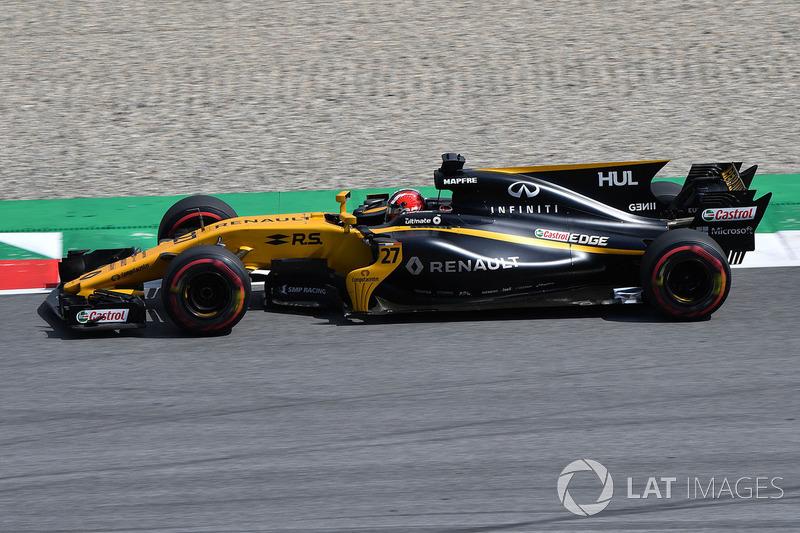 11. Ніко Хюлькенберг, Renault Sport F1 Team RS17