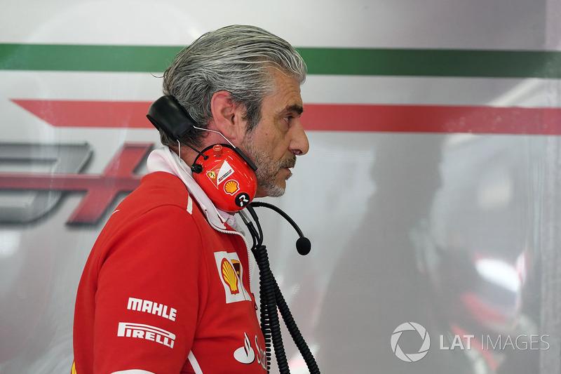 Мауріціо Аррівабене, керівник Ferrari