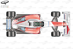 Toyota TF109 2009 top view