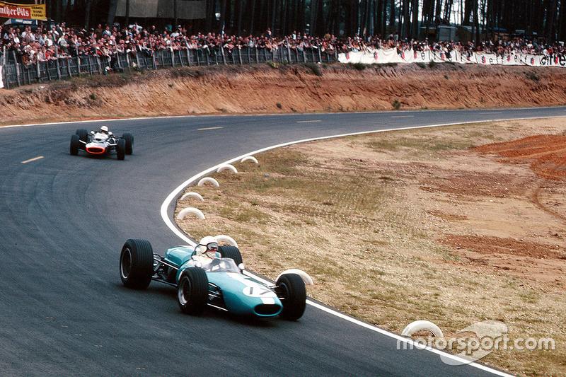 Bob Anderson, Brabham BT11 Climax