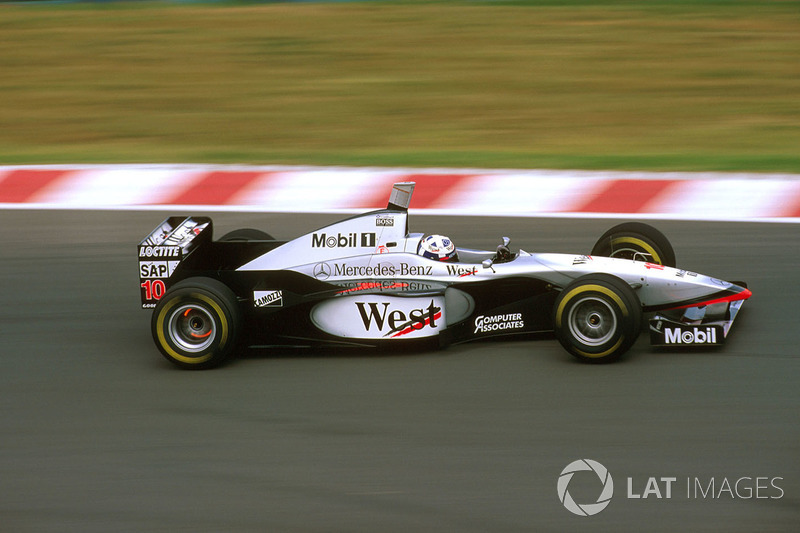David Coulthard, McLaren MP4/12 Mercedes