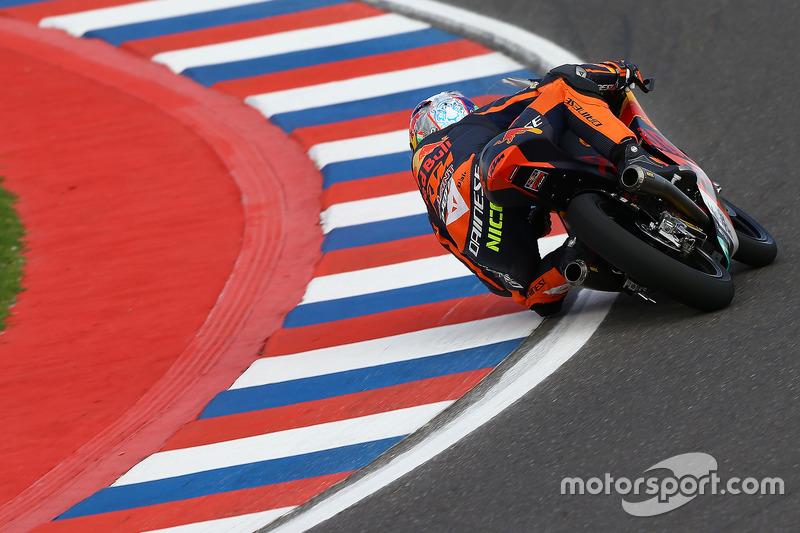 Niccolo Antonelli, Red Bull KTM Ajo, Moto3