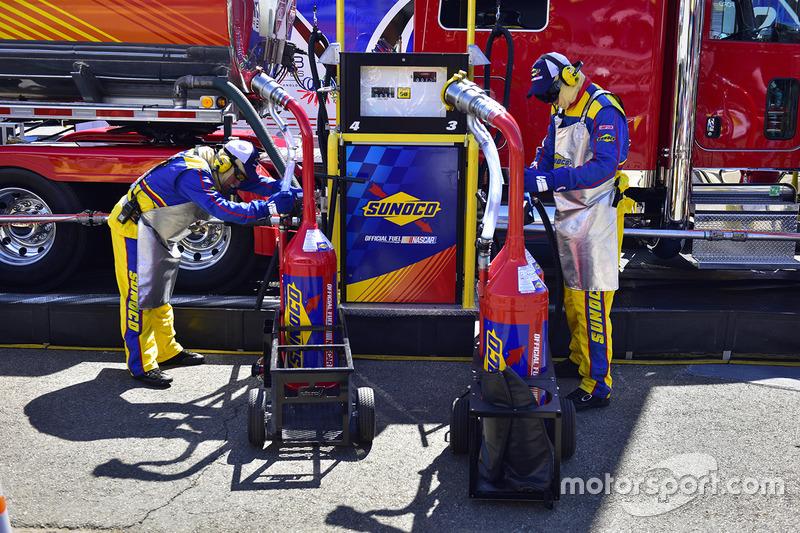 Sunoco racing fuel
