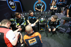 Nicolo Bulega, Sky Racing Team VR46; Andrea Migno, Sky Racing Team VR46, Moto3