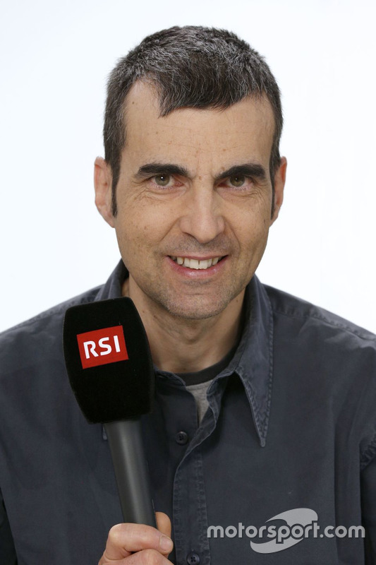rsi andrea chiesa telecronista f1 a switzerland tv motorsport. Black Bedroom Furniture Sets. Home Design Ideas