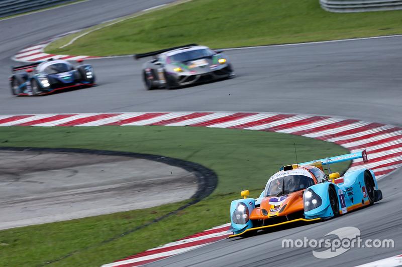 #1 Win Motorsport Ligier JSP3: William Lok