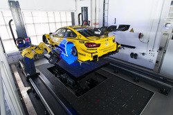 3D-Messtechnik am BMW M4 DTM