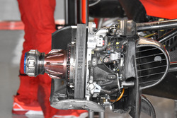 Гальма Ferrari SF70h