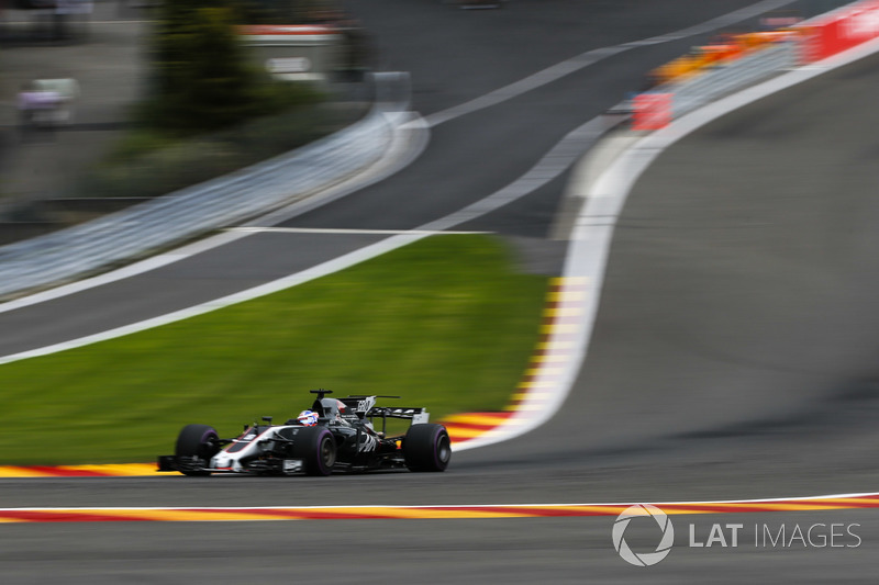 12: Romain Grosjean, Haas F1 Team VF-17