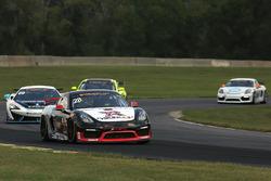 #28 RS1 Porsche Cayman GT4 MR: Dillon Machavern, Dylan Murcott