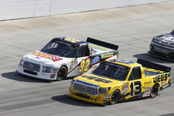 Cody Coughlin, ThorSport Racing Toyota Regan Smith, Ricky Benton Racing Ford