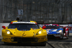 #3 Corvette Racing Chevrolet Corvette C7.R: Antonio Garcia, Jan Magnussen