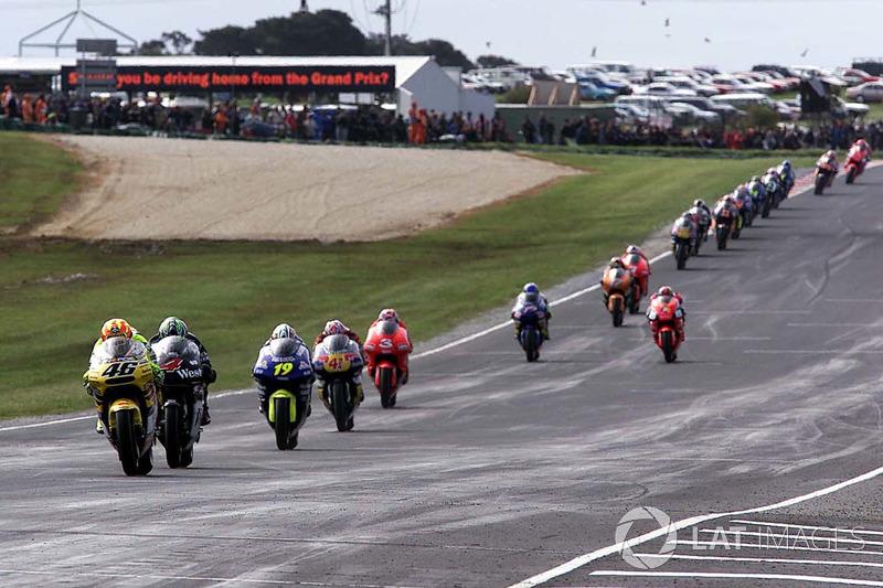 #11 GP d'Australia 2001