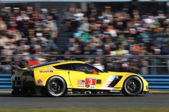 #3 Corvette Racing Corvette C7.R: Ян Магнуссен, Антоніо Гарсія, Майк Рокенфеллер