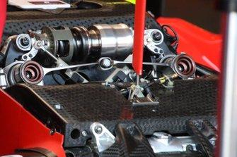 Ferrari SF90 suspension detail