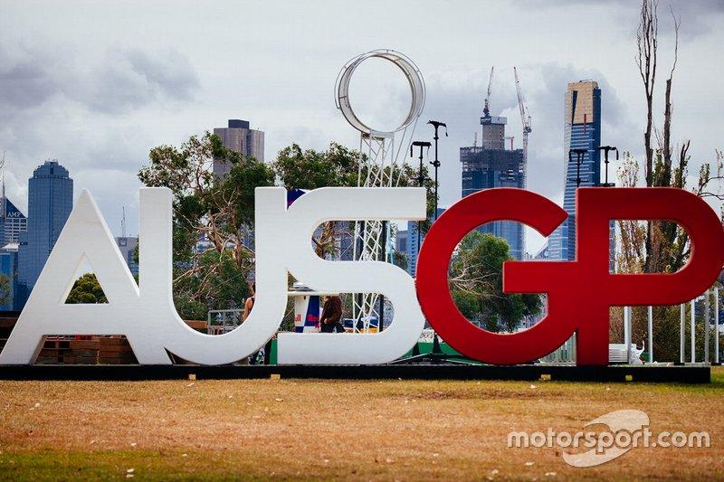 Avustralya GP logo