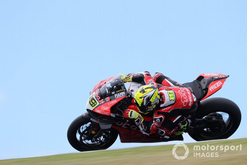 Альваро Баутіста, Aruba.it Racing-Ducati Team