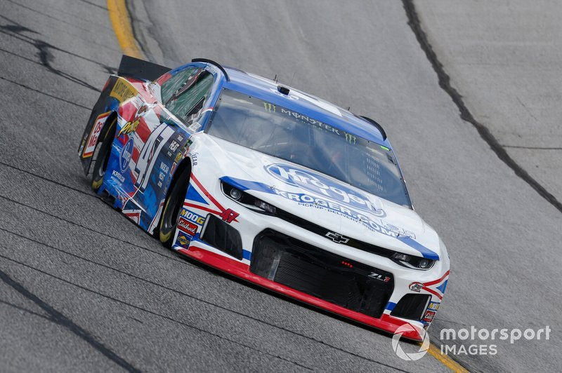 25. Ryan Preece, JTG Daugherty Racing, Chevrolet Camaro Kroger