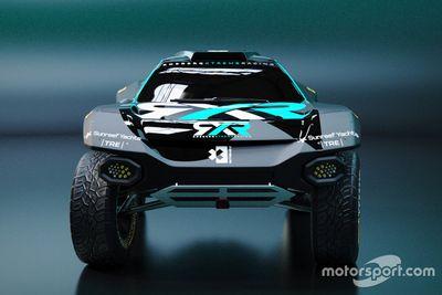Rosberg Xtreme Racing Présentation