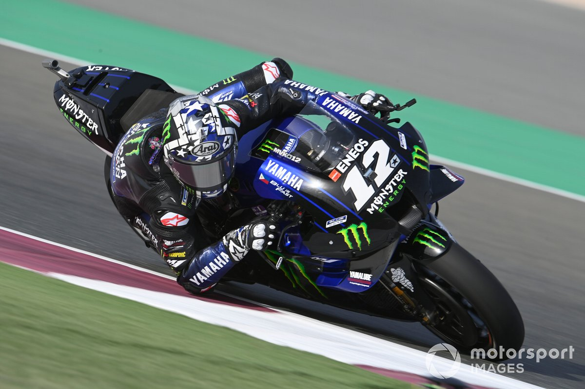 P3 Maverick Viñales, Yamaha Factory Racing