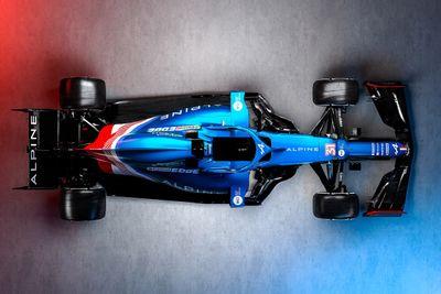 Presentación de Alpine F1