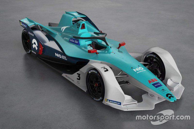 NIO 333 Formula E Team