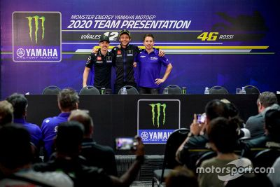 Launching Yamaha Factory Racing
